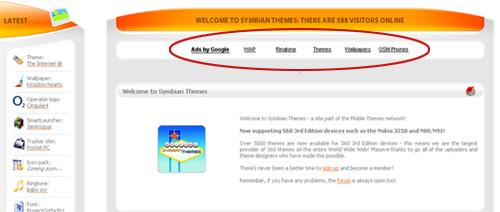 The perfect AdSense Design